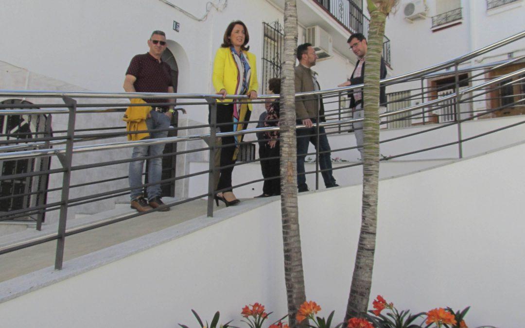 Finalizan los trabajos de mejora de la plaza de Calle Nueva