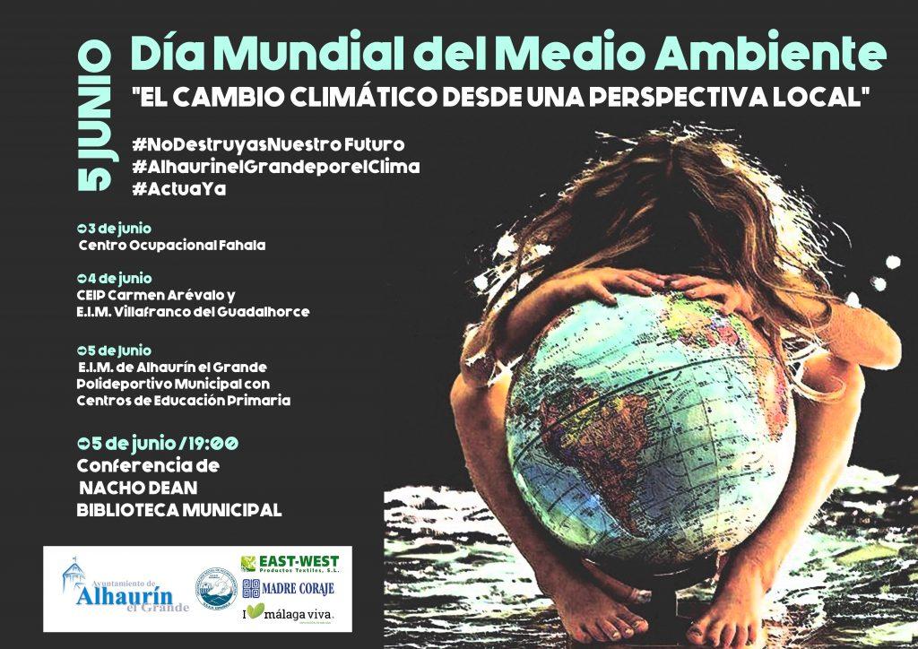Cartel Día Mundial del Medio Ambiente 2019