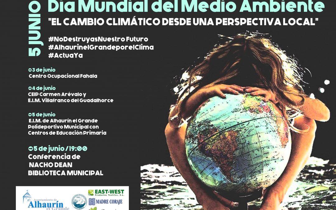 Alhaurín el Grande presenta el programa de actividades para el Día del Medio Ambiente 2019