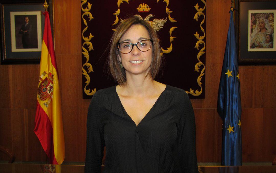 La nueva alcaldesa presenta las Delegaciones Municipales