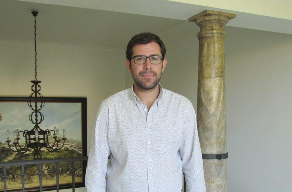 Jesús Rueda, Concejal de Urbanismo