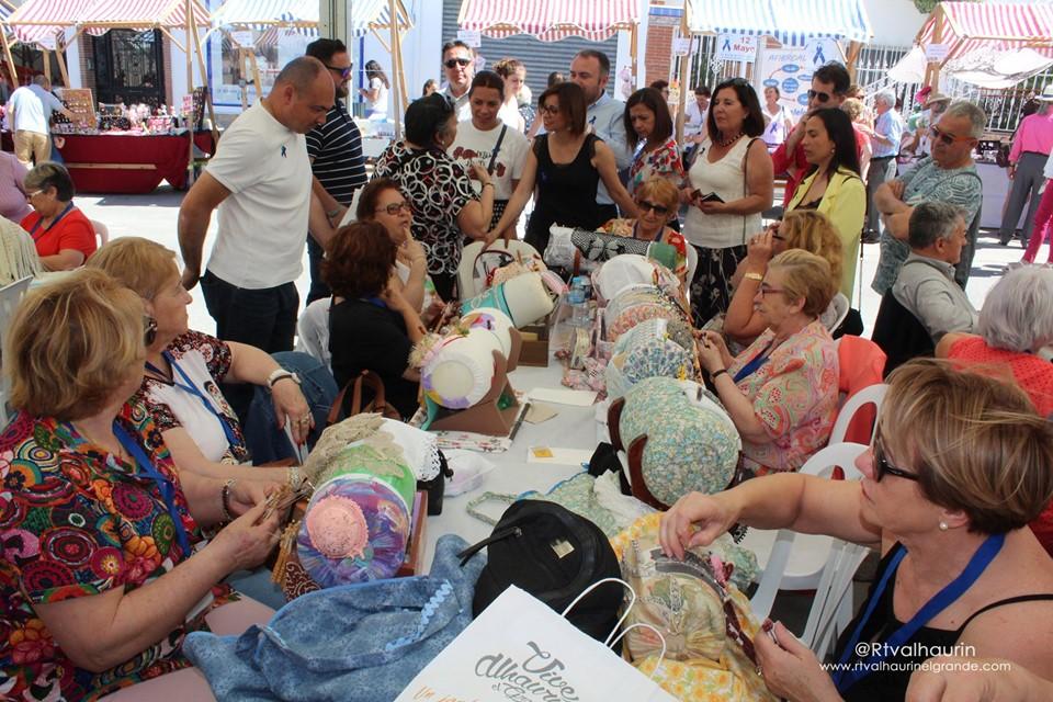 Exitosa jornada festiva en Alhaurín el Grande con motivo de la fiesta de la Cachorreña en honor a San Isidro Labrador
