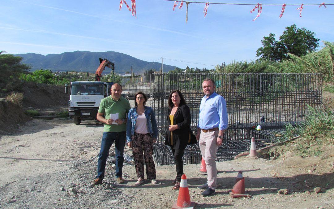 El Equipo de Gobierno visita Villafranco del Guadalhorce
