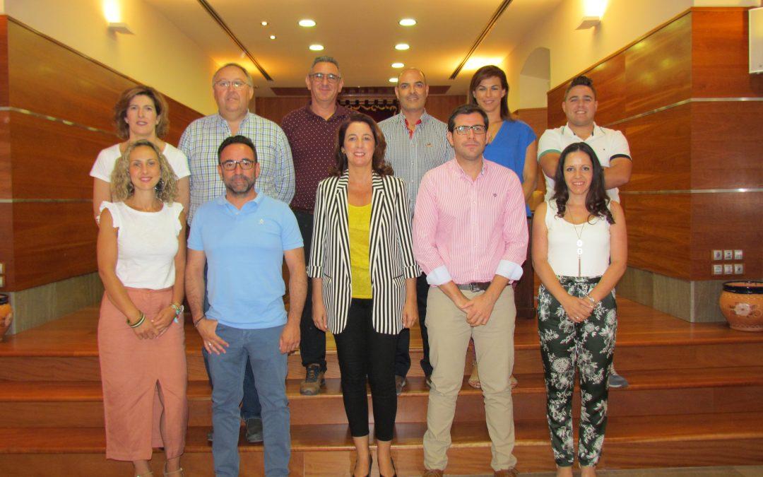 La alcaldesa Toñi Ledesma anuncia las nuevas Delegaciones Municipales