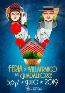 Cartel Feria de Villafranco 2019