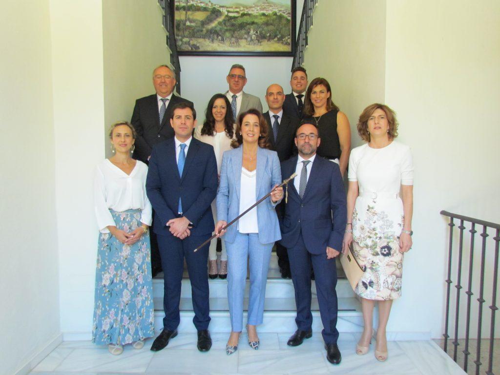 Constitución Ayuntamiento 2019