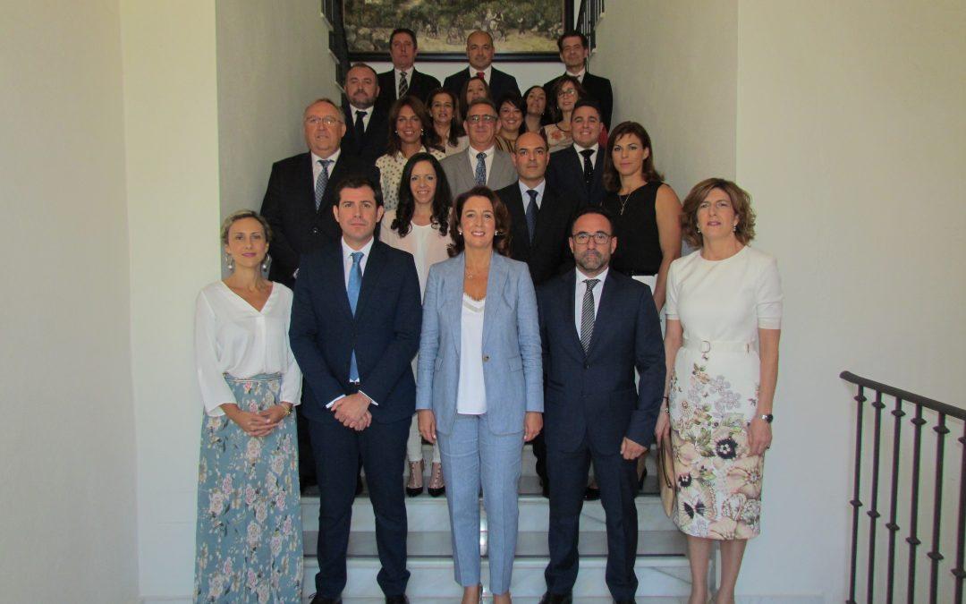 Toñi Ledesma toma posesión como alcaldesa de Alhaurín el Grande para los próximos cuatro años