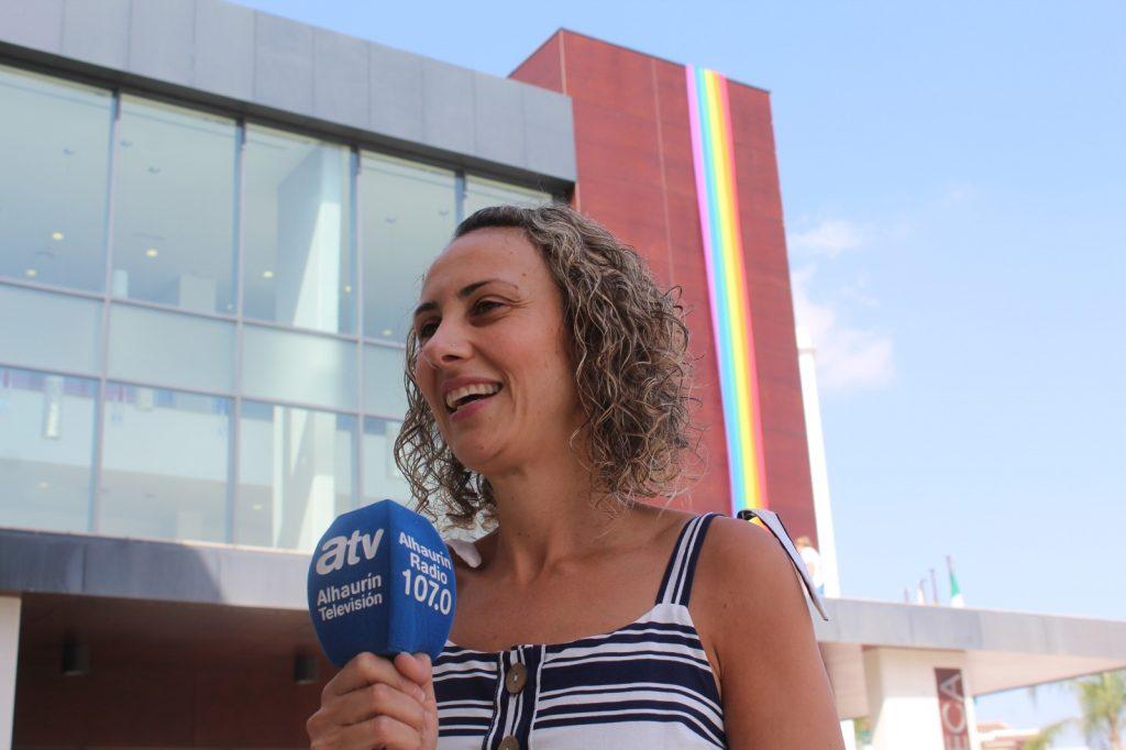 María Belén Vera, concejala de Bienestar Social
