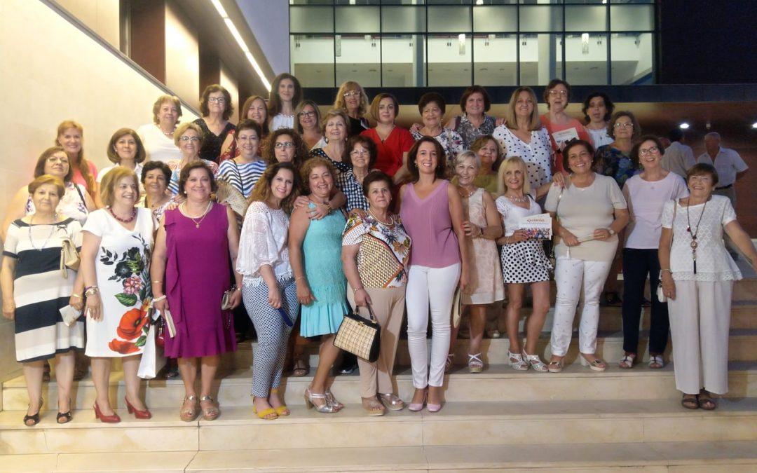 """Se inaugura la exposición """"Recuerdos"""" del Taller Municipal de Óleo"""