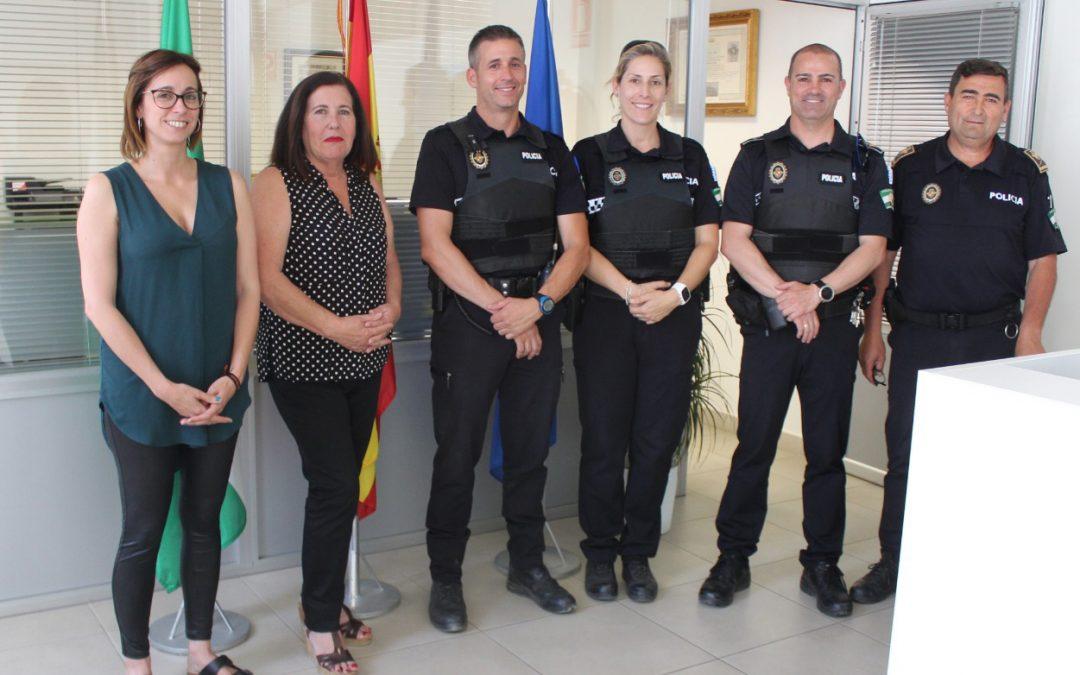 El Equipo de Gobierno anuncia un refuerzo en la plantilla de la Policía Local
