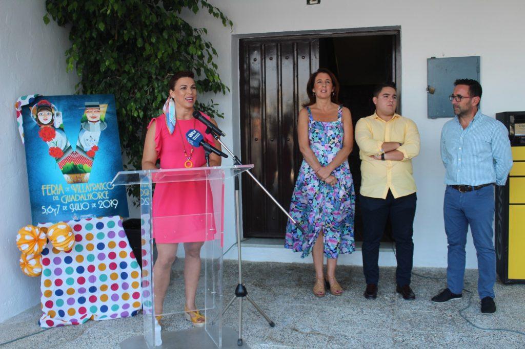 Presentación programa Feria Villafranco 2019