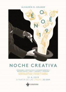 Noche Creativa Éo Noé 2019