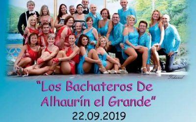 Se presenta el Encuentro de Baile de Salón y Latino que este año cumple su V edición