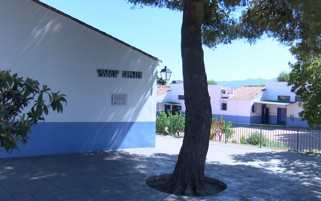 La Junta de Andalucía invertirá 70.000 € en reformas en el colegio de Villafranco del Guadalhorce