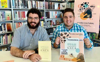 """El Otoño Cultural regalará su primera noche de poesía con la presentación del libro """"Desde el Sur te lo digo"""" de Antonio Gala"""