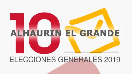 Resultados de las Elecciones Generales del 10 de noviembre de 2019