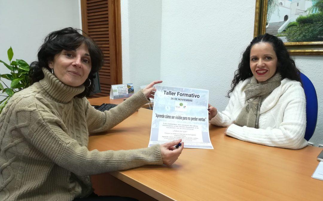 El Área de Turismo y Comercio lanza una iniciativa formativa gratuita para los empresarios del sector.