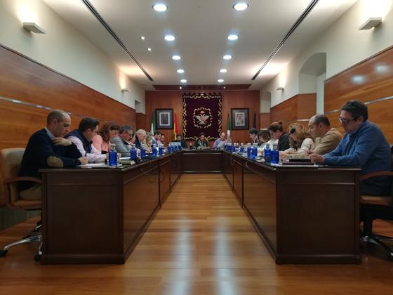 El Ayuntamiento aprueba en Pleno la venta de 13 viviendas VPO de Villafranco del Guadalhorce
