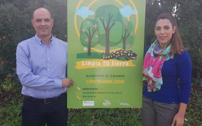 """El Área de Medio Ambiente presenta la jornada """"Limpia TU Sierra"""", que tendrá lugar el próximo 1 de diciembre"""