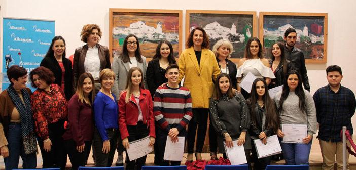 Se clausura la IX Escuela Taller de Alhaurín el Grande