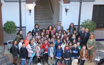 Alhaurín el Grande celebra el Día de la Constitución con el tradicional Pleno Infantil
