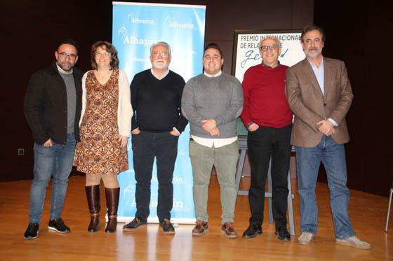 """""""El porqué de recoger una deposición"""" de José Manuel Moreno Pérez gana el XVI Certamen Internacional de Relato Breve Gerald Brenan"""
