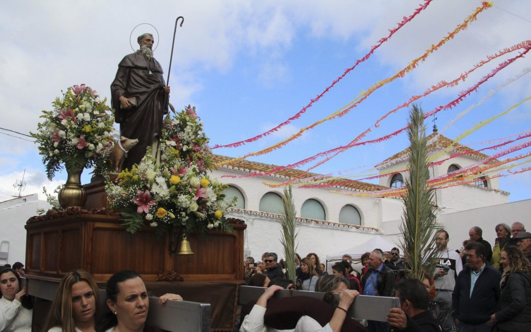 """Alhaurín el Grande celebra un año más el Día de San Antón en la Barriada de """"El Chorro"""""""