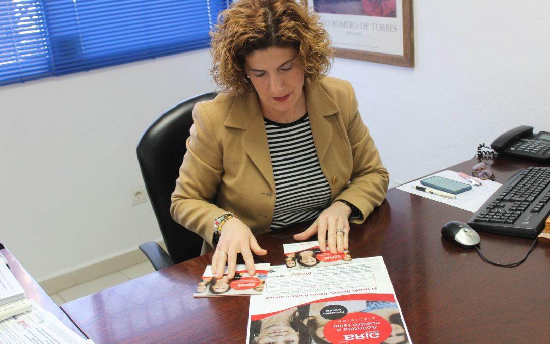 El Ayuntamiento impulsa una nueva iniciativa gratuita de formación para el empleo dirigida a mujeres