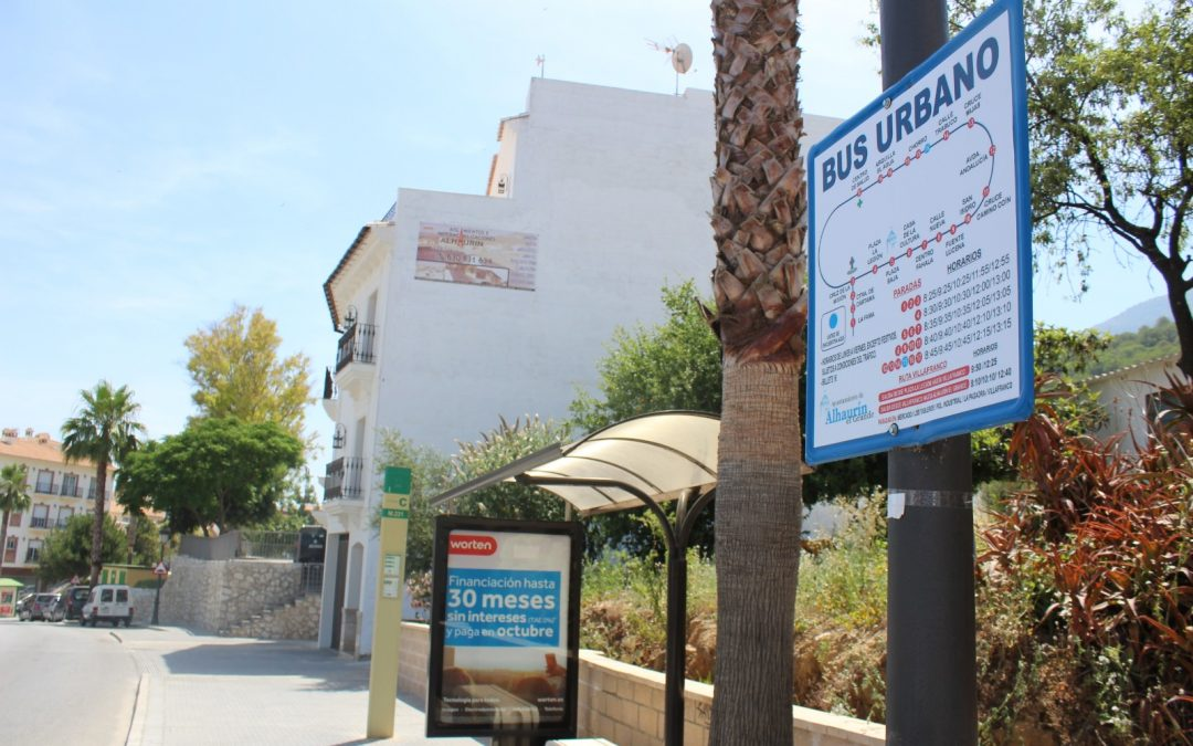 El Ayuntamiento modernizará el servicio de Autobús Urbano que saldrá a licitación nuevamente