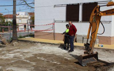 La Barriada de San Isidro tendrá una nueva plaza