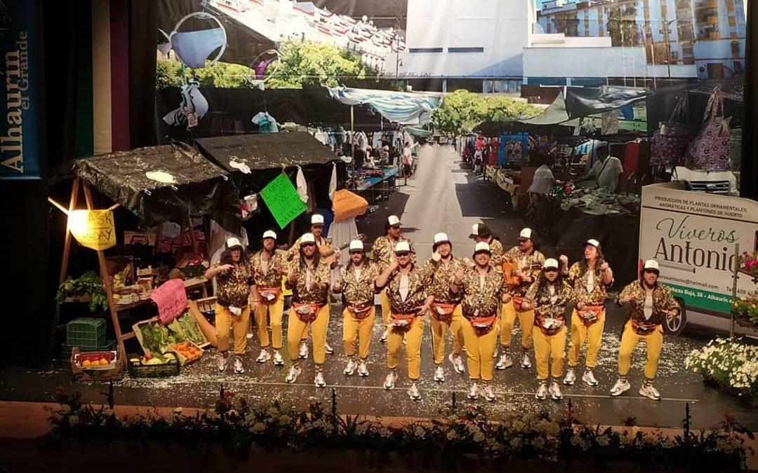 Alhaurín el Grande vive su semana de Carnaval.