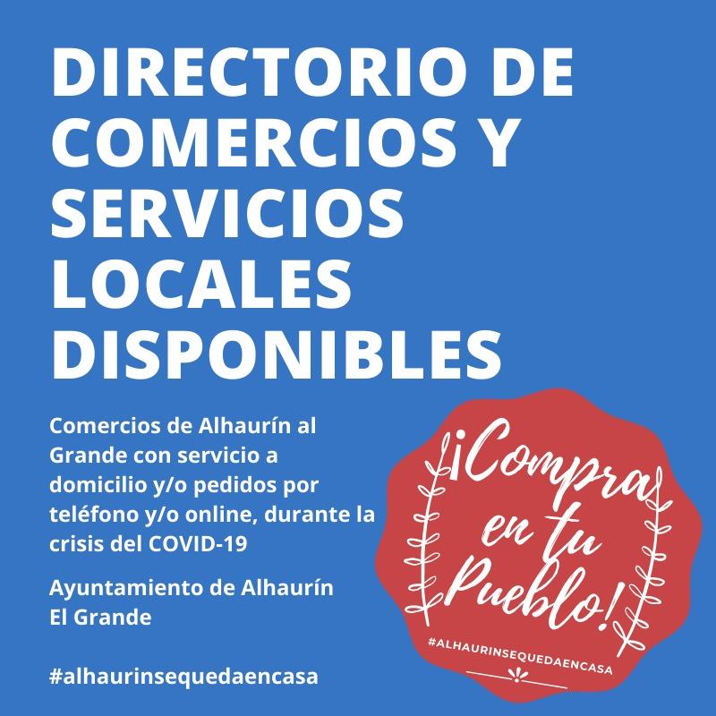 Directorio de Comercios Locales