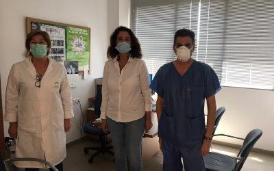 Alhaurín el Grande participa en un estudio epidemiológico nacional sobre el COVID19