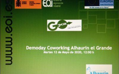 Finaliza la cuarta edición del programa de Coworking de Alhaurín el Grande que ha formado a 21 emprendedores