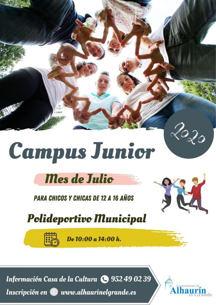 Campamento Junior