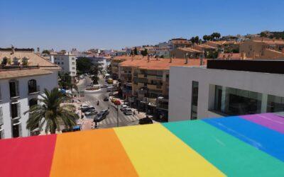 Alhaurín el Grande se suma un año más a la conmemoración del Día del Orgullo LGTBI