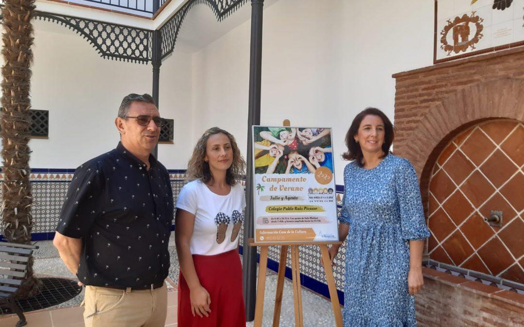 Los niños y jóvenes de Alhaurín el Grande tendrán campamento municipal de verano
