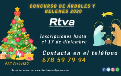 BASES CONCURSO DE BELENES Y ÁRBOLES DE NAVIDAD DE RTVA 2020