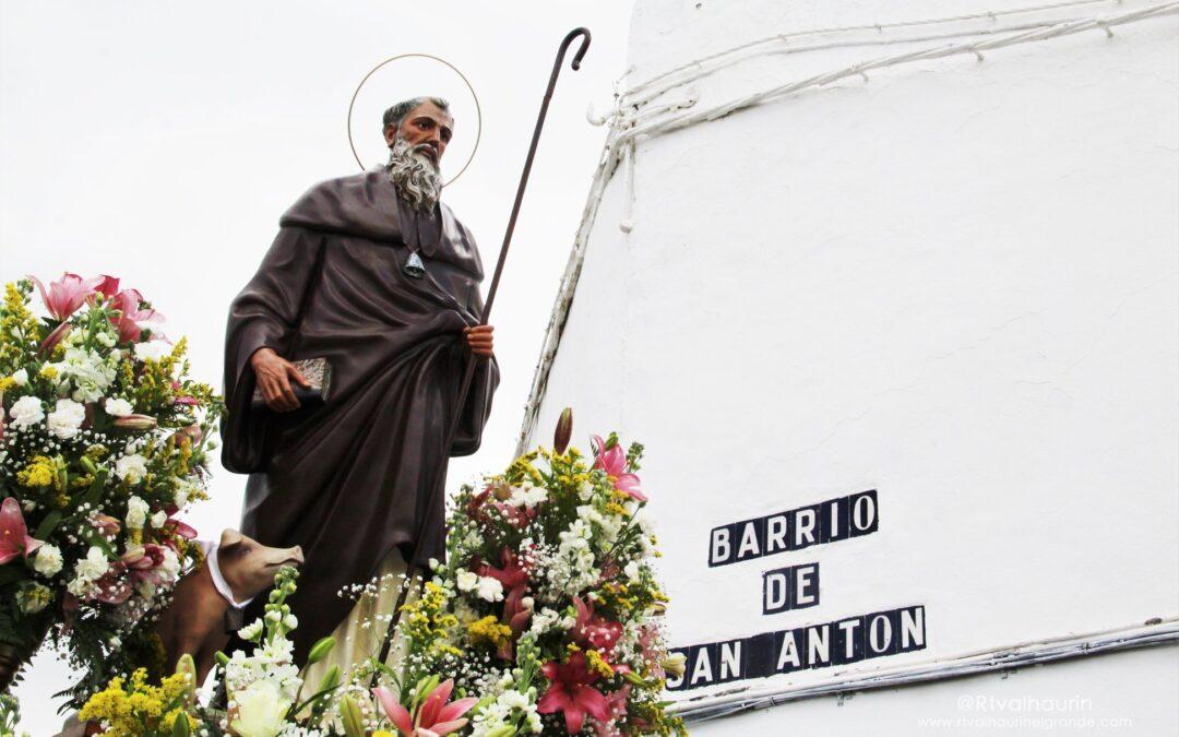 Alhaurín el Grande celebrará el Día de San Antón en la ermita con aforo controlado