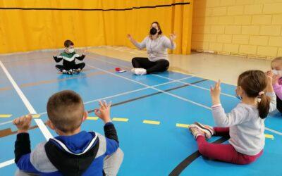 Comienza el Campamento Municipal de Semana Blanca 2021 centrado en el deporte