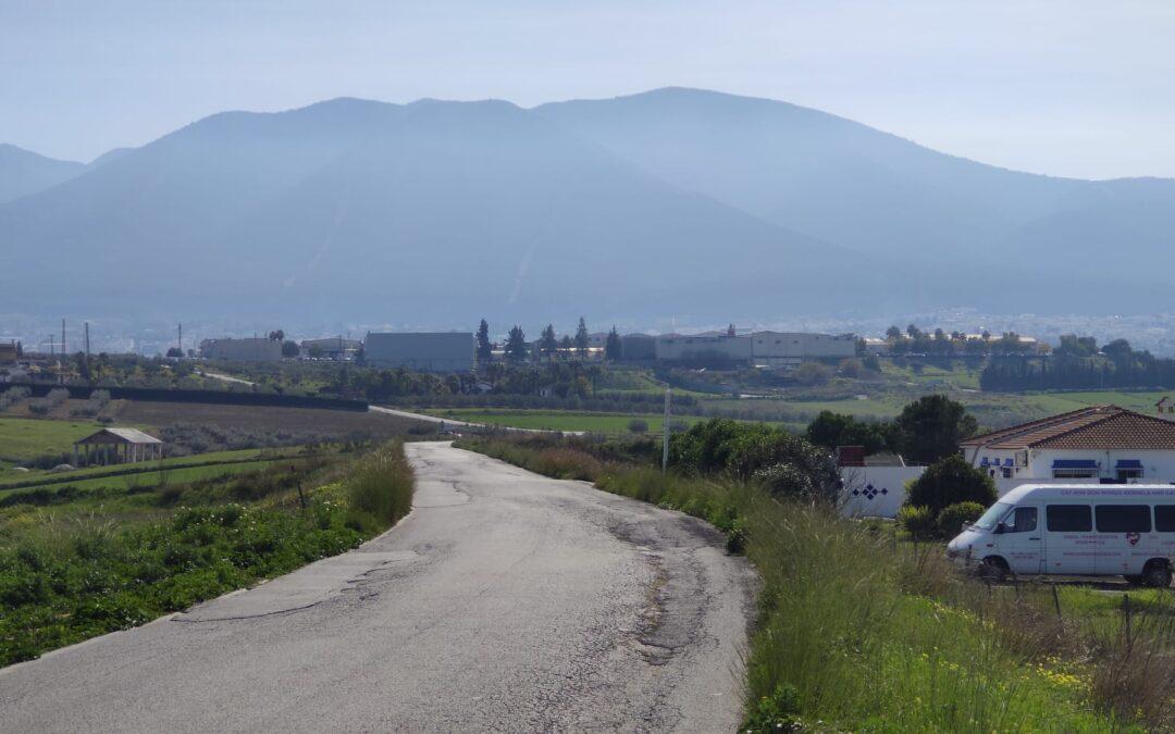 La Diputación de Málaga incluye la carretera de Villafranco en el plan Via-ble
