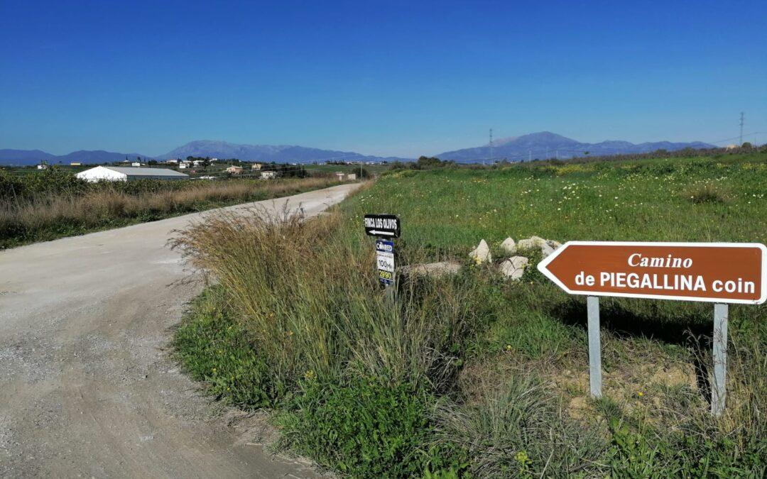 Se aprueba el arreglo del Camino Piegallina en Villafranco del Guadalhorce