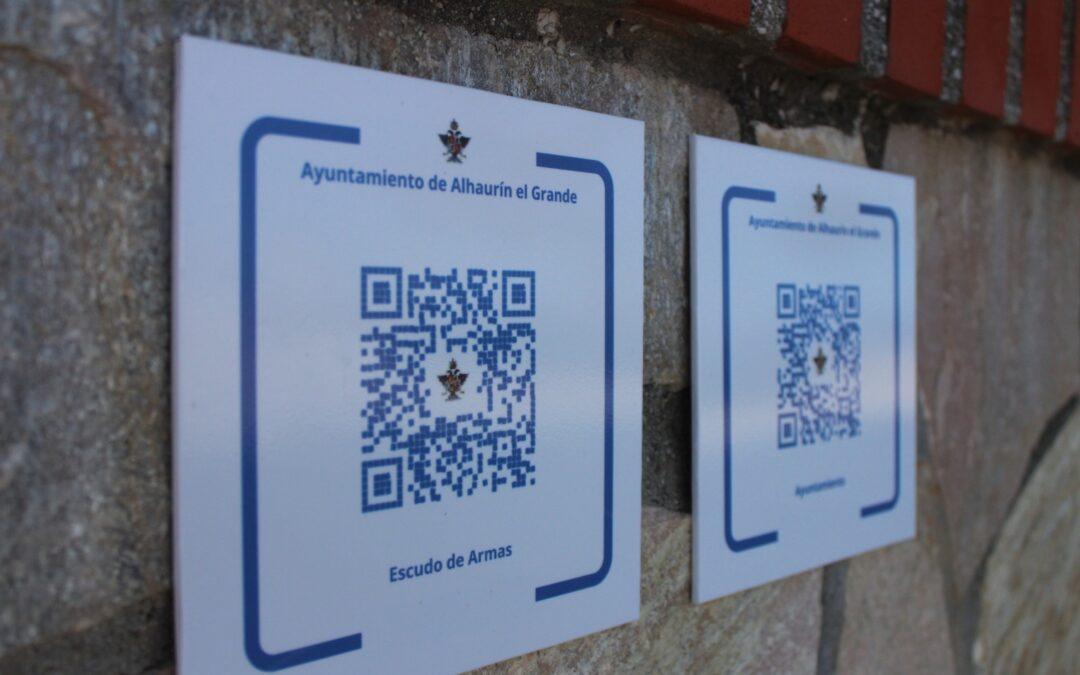 """Los monumentos del municipio contarán con un código """"QR"""""""