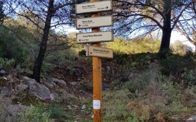 El Ayuntamiento de Alhaurín el Grande renueva el convenio con la Junta de Andalucía para la gestión de la Sierra