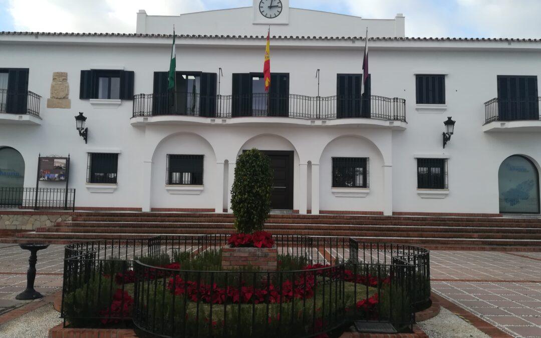 El Ayuntamiento de Alhaurín el Grande liquida los Presupuestos 2020 con un superávit de 2.5 millones de euros