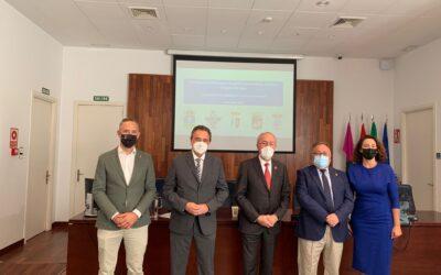 Arranca la constitución de la sociedad interlocal que integra a los municipios implicados en la futura EDAR Málaga-Norte, entre ellos Alhaurín el Grande