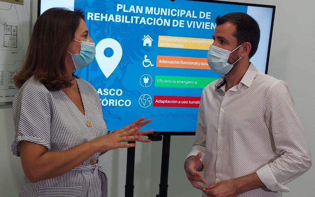 Alhaurín el Grande pondrá en marcha un Plan Municipal de Rehabilitación de Vivienda