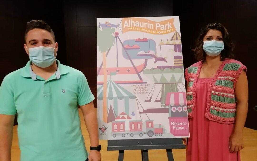 """""""Alhaurín Park"""" abrirá sus puertas en el Recinto Ferial del 22 de julio al 1 de agosto"""