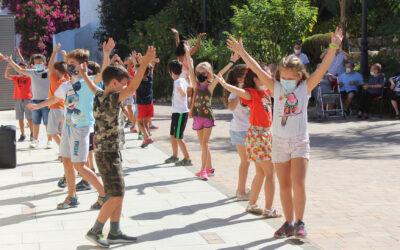 El Campamento Municipal de Verano 2021 se clausura con 650 participantes y un balance positivo