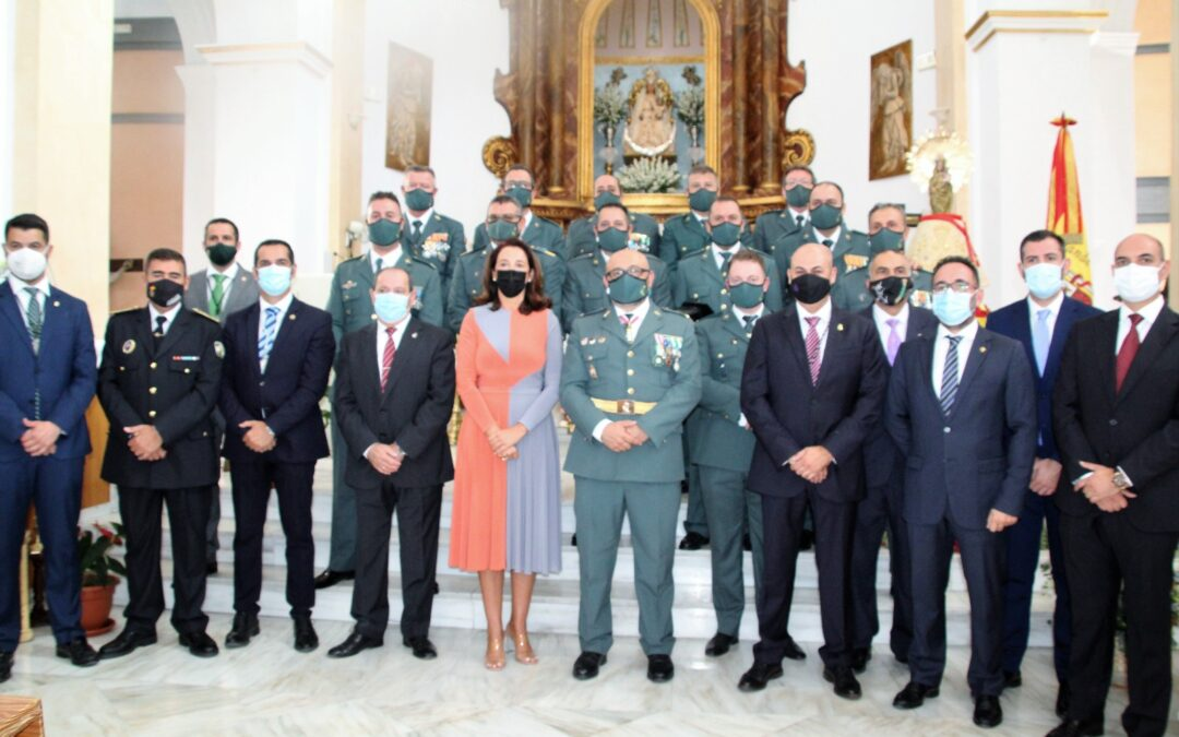 Alhaurín el Grande conmemora el Día de la Fiesta Nacional